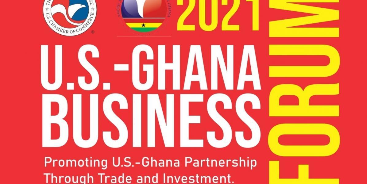 U.S.-Ghana Business Forum Graphic