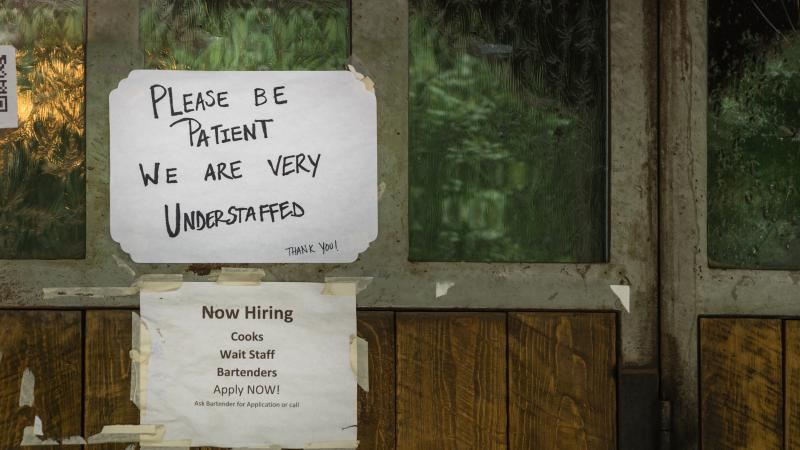 Worker Shortage Crisis Intensifying as Job Openings Rise Month over Month