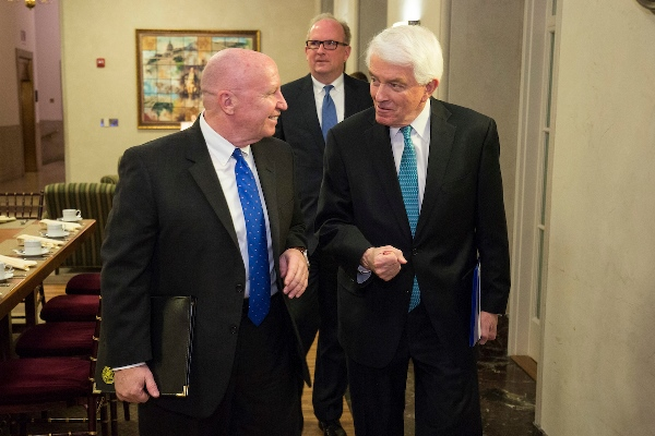 Kevin Brady and Tom Donohue