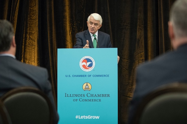 Tom Donohue #LetsGrow Chicago