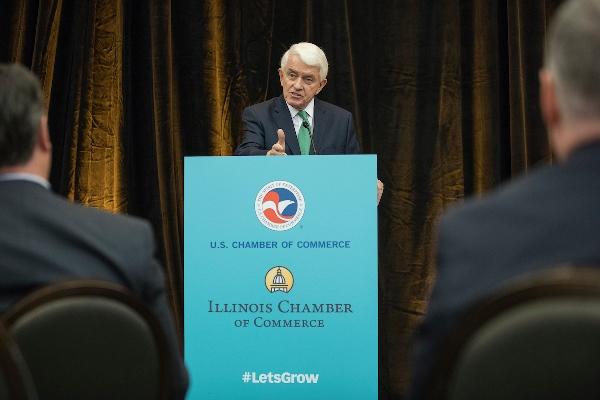 Tom Donohue #LetsGrow Chicago