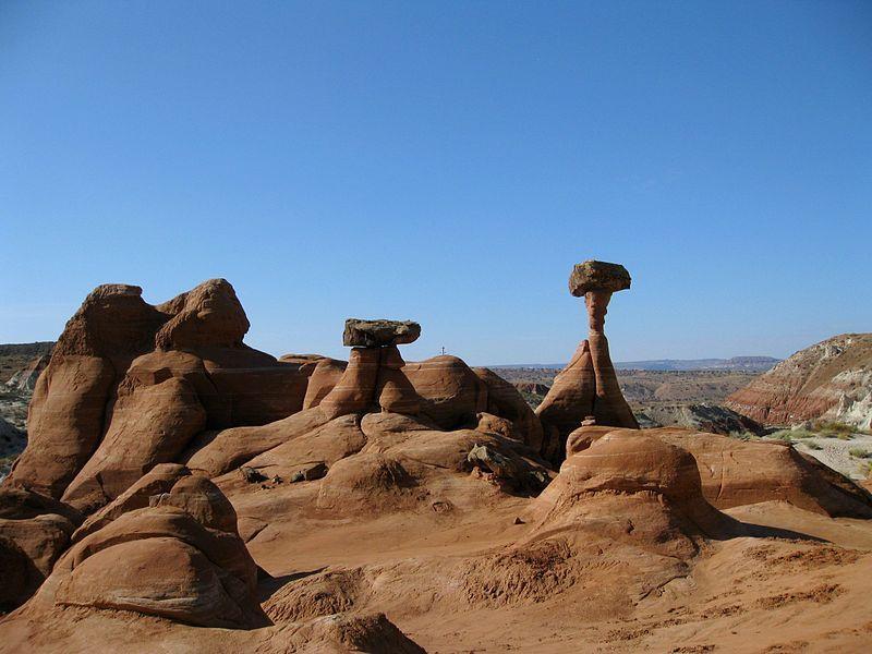 Paria Rimrocks at Escalante National Monument