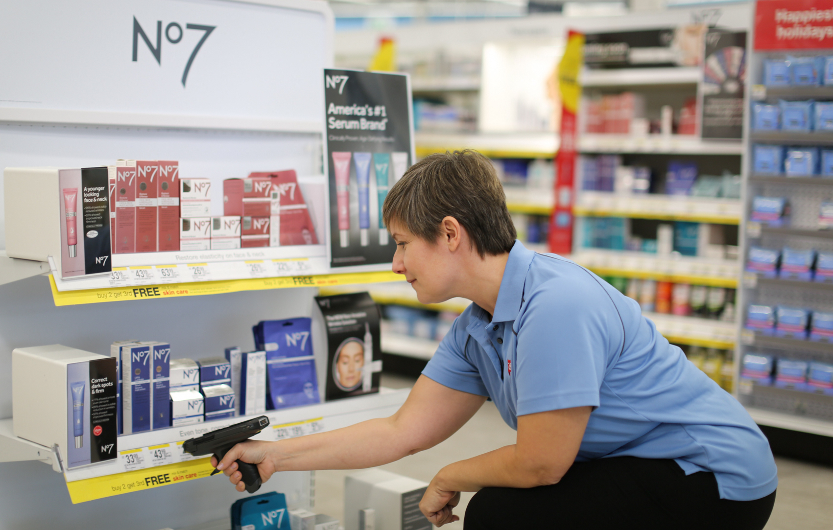Walgreens Employee At Home >> Walgreens Upgrades Mobile Tech To Better Meet Omnichannel Needs