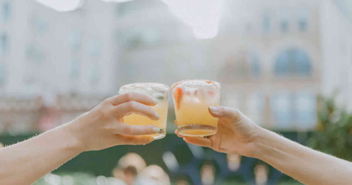 Bumble's Margarita Mixers with Cointreau Highlight the Online Dating Brand's Offline Push