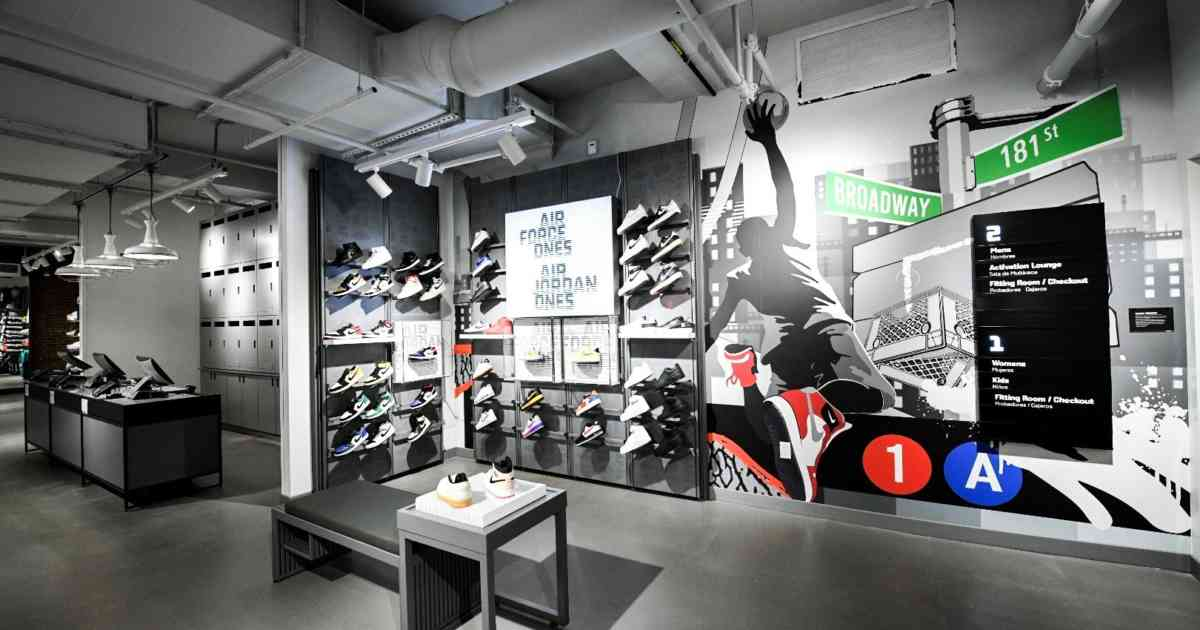 Foot Locker and Nike Are Collaborating