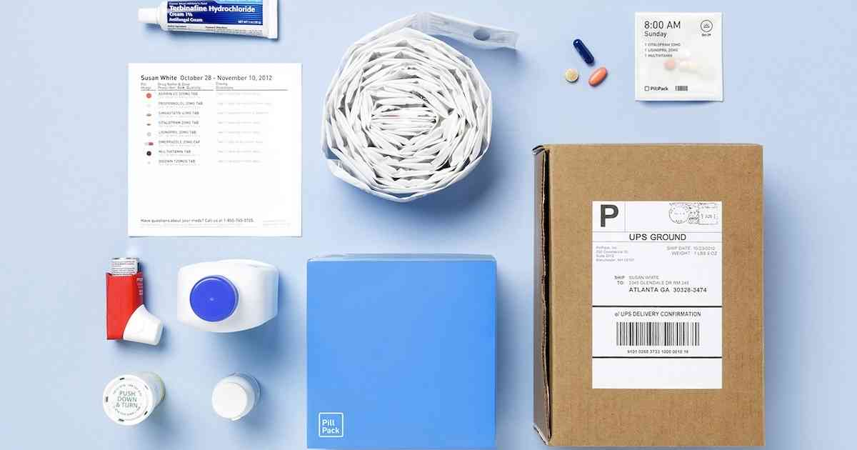 How PillPack 'Reinvented' Pharmacy