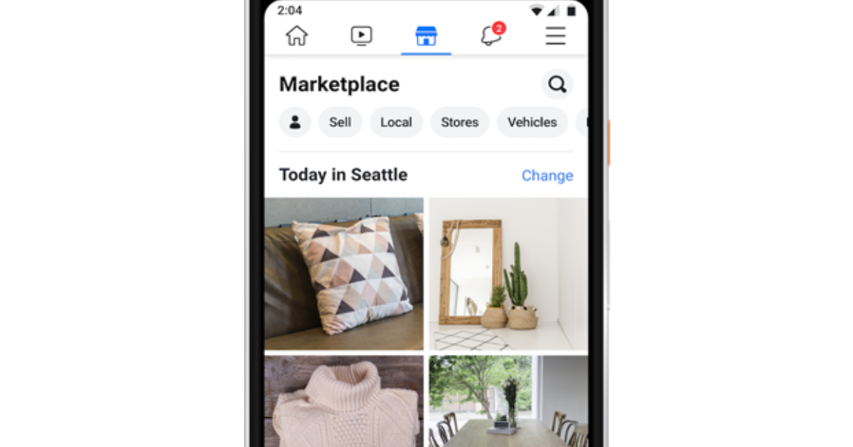 The Social Dividend: Facebook is Creating New Ways for Businesses to Sell on 'Marketplace'