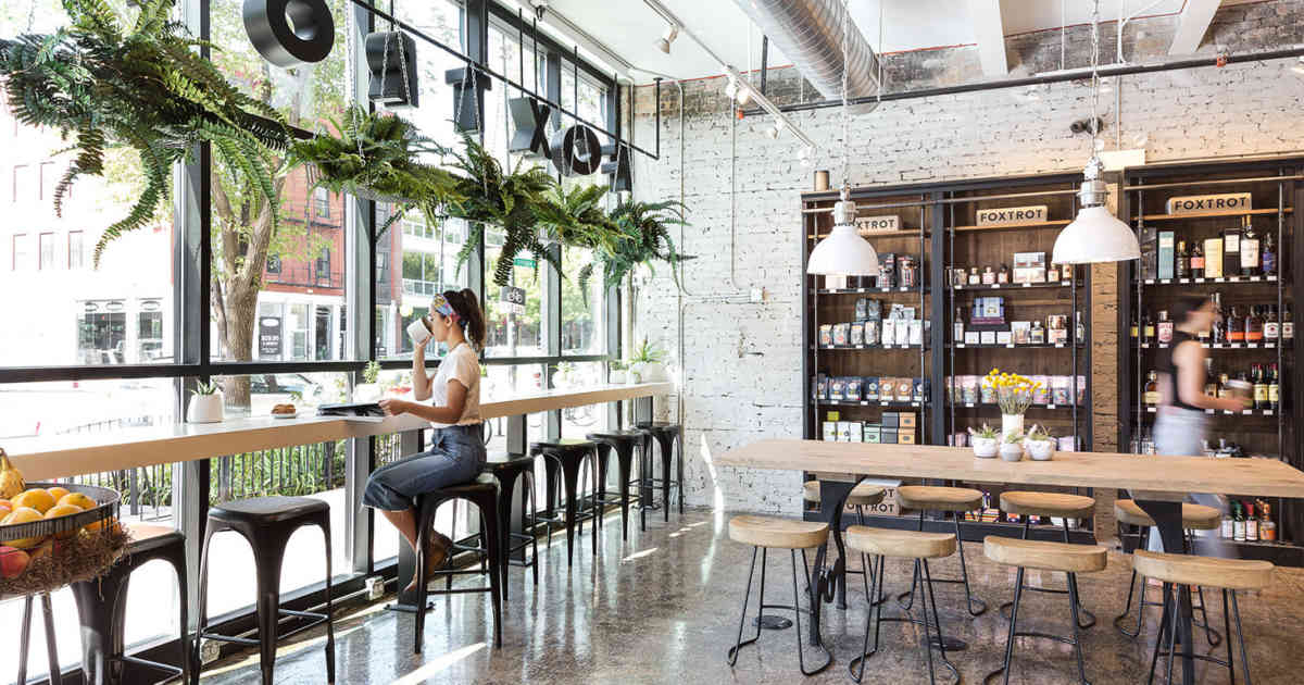 Upscale Upstarts Reinvent the American Convenience Store