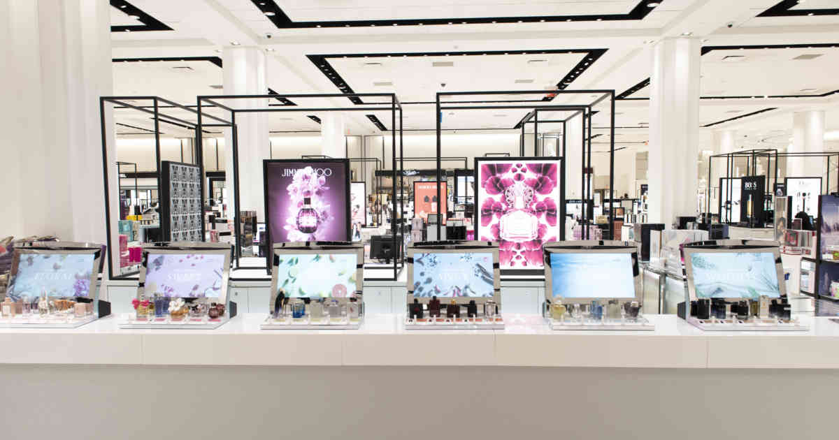 Smells Like Innovation: Macy's Blends Online and In-Store Experience at Digital Fragrance Bars