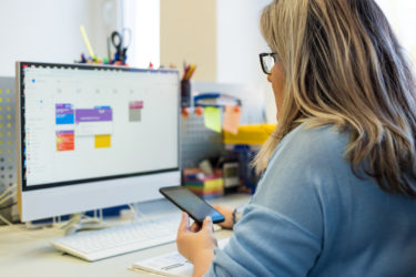 Use online scheduling tools to simply this relatively new necessity.