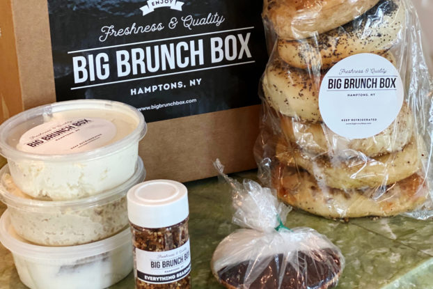food display by big brunch box