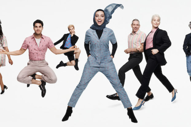 image of models for bonobos role model campaign