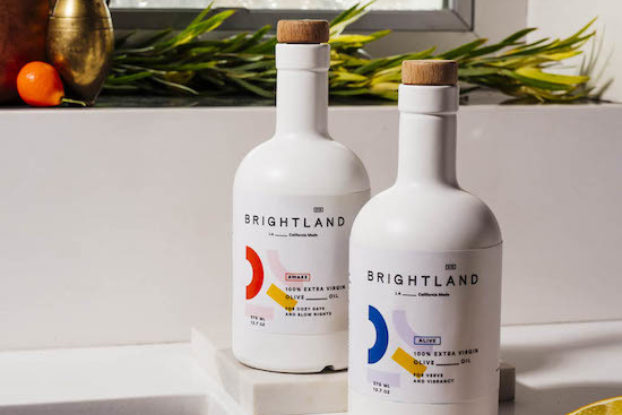 brightland olive oil product photo