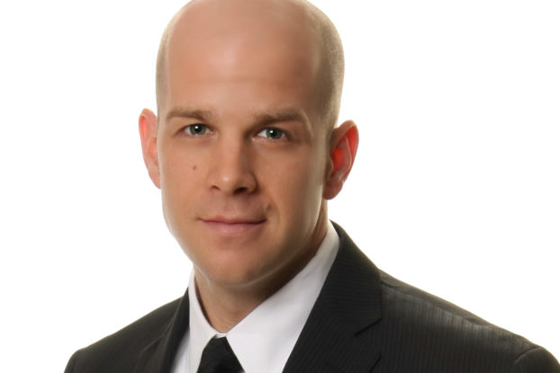 Headshot of Jeff Chastain, head of e-commerce for Home Outlet.