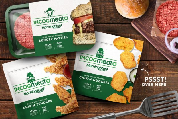 incogmeato packages from morningstar farms
