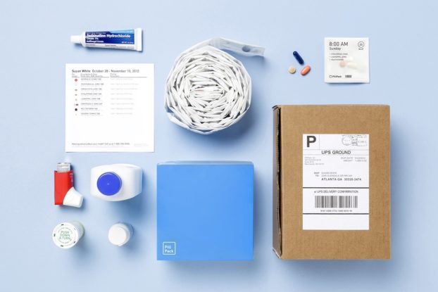 PillPack aims to simplify medication ordering.