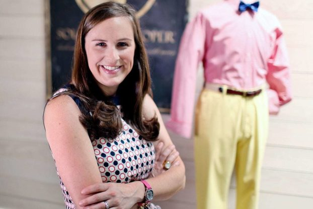 Emmie Howard founded Southern Proper