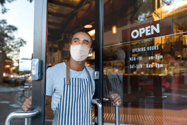 Small businesses can support local B2B businesses during these trying times.