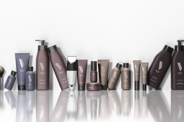 bevel product display