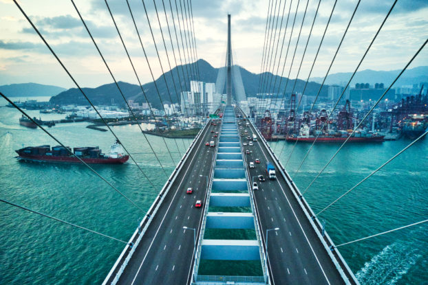 Bridge to Hong Kong