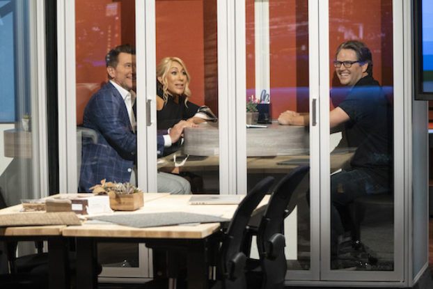 Cubicall appears on Shark Tank