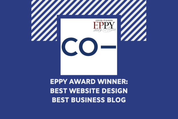 CO— eppy award graphic