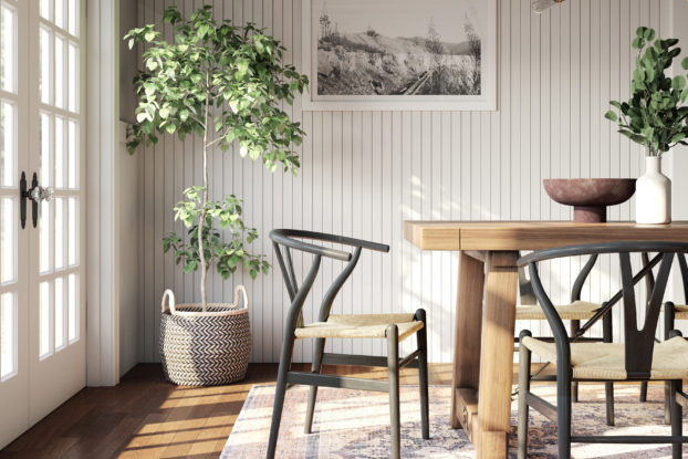dining room designed by modsy