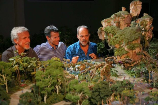 James Cameron's company helped bring Avatar to life in Florida.