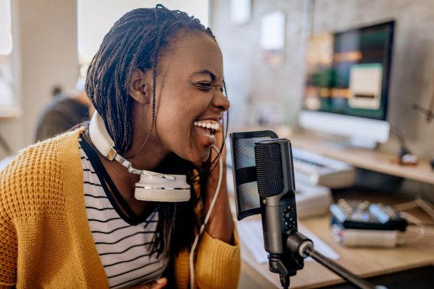 Starting a podcast could enhance your business.